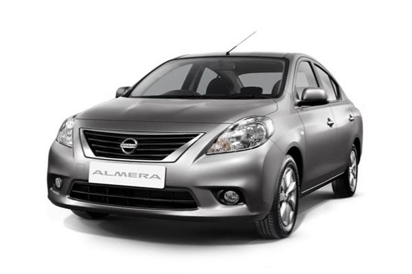 ดูรายละเอียดรถเช่า Nissan Almera ในเชียงใหม่